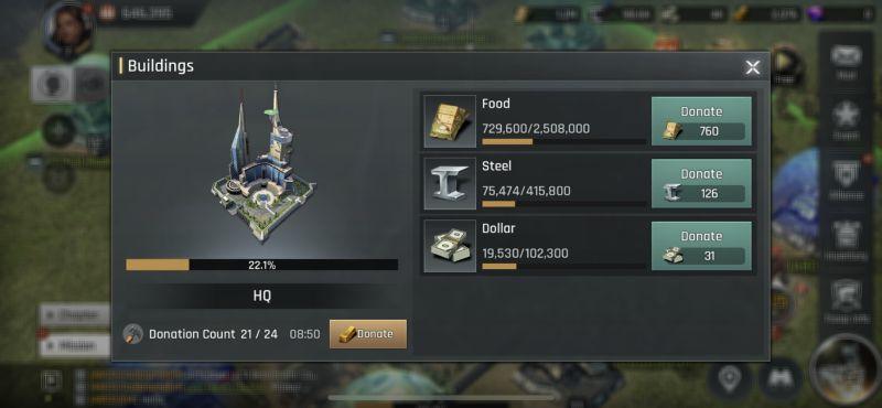 crossfire warzone alliance donate