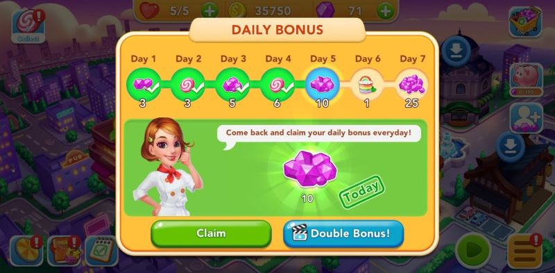 how to get more gems in cooking frenzy