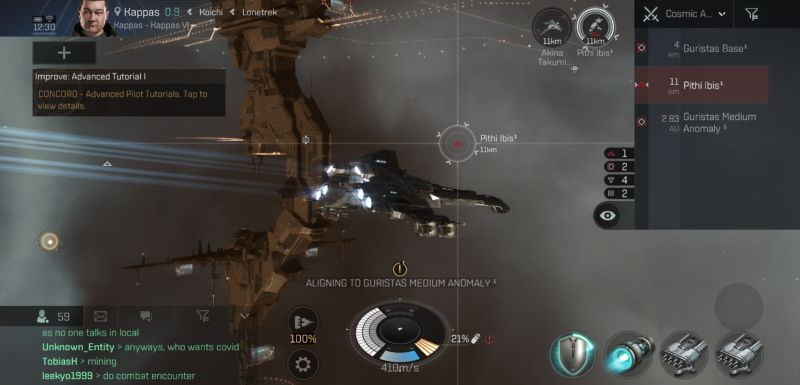 how to get more isk and loot in eve echoes