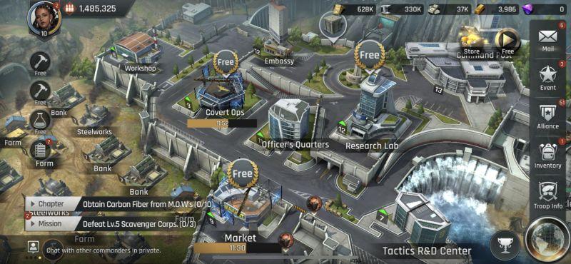 crossfire warzone free queue