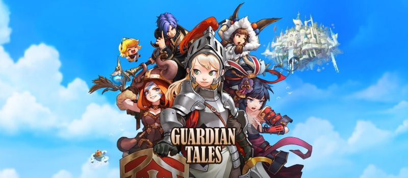 guardian tales best heroes