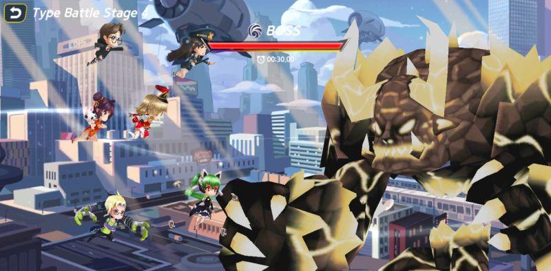 hero ball z game modes