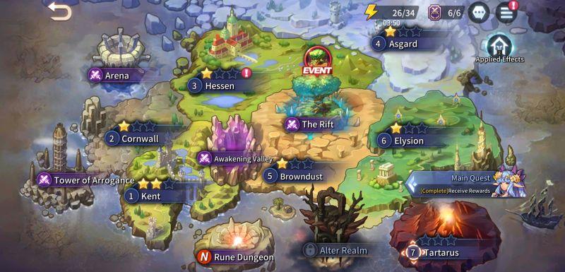 kingdom of heroes tactics war battle map
