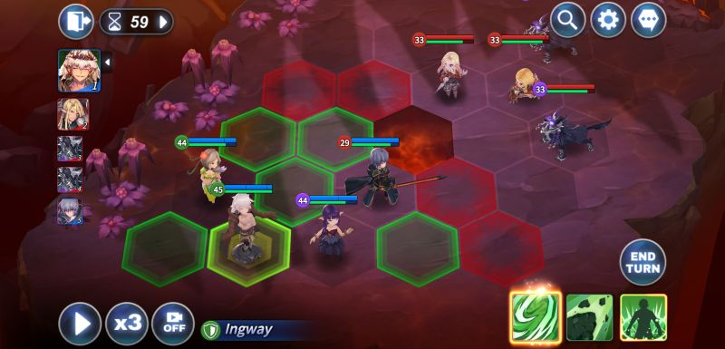 kingdom of heroes tactics war battle tactics