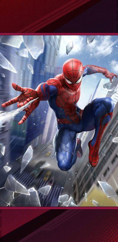 marvel duel spider-man deck