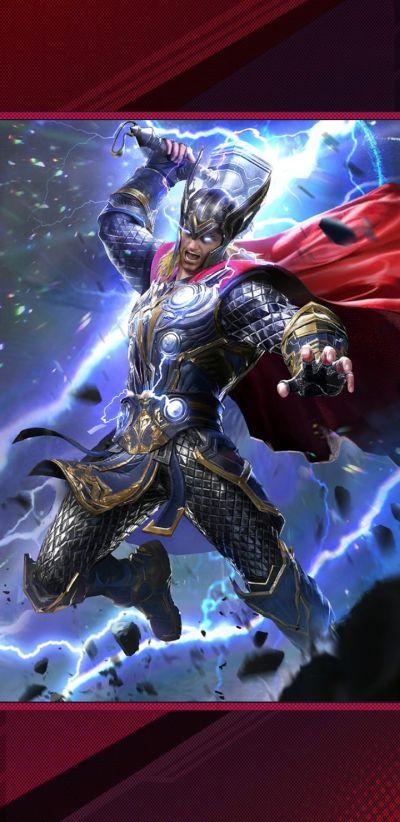 marvel duel thor deck