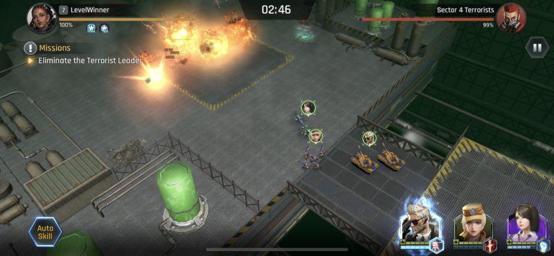crossfire warzone secret laboratory