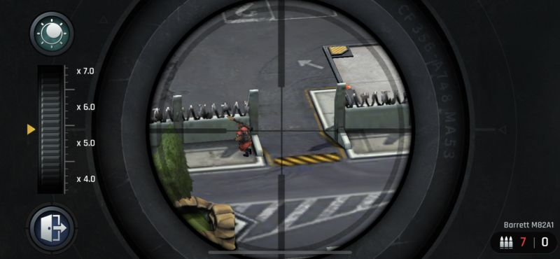 crossfire warzone sniper