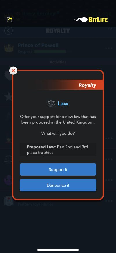 юридический обзор в bitlife