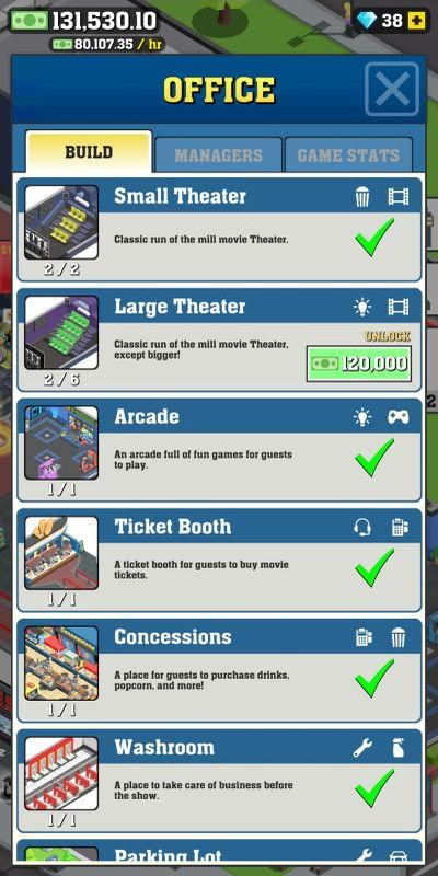 box office tycoon investment strategies