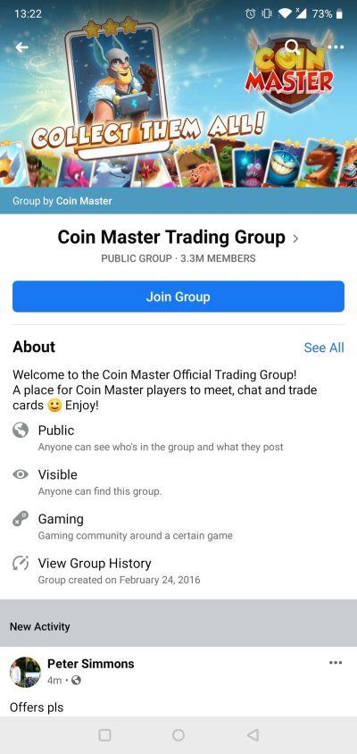 группа по торговле монетами