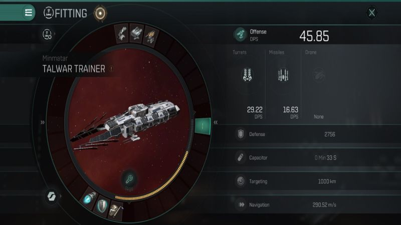 eve echoes fitting main
