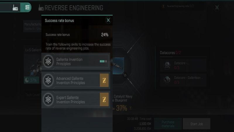 eve повторяет бонус к успеху обратного инжиниринга