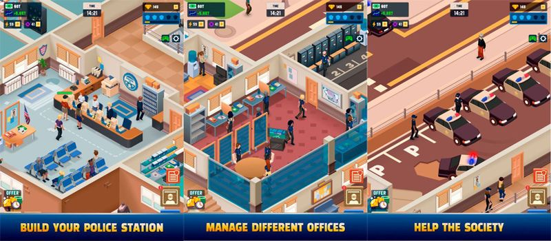 idle police tycoon tips