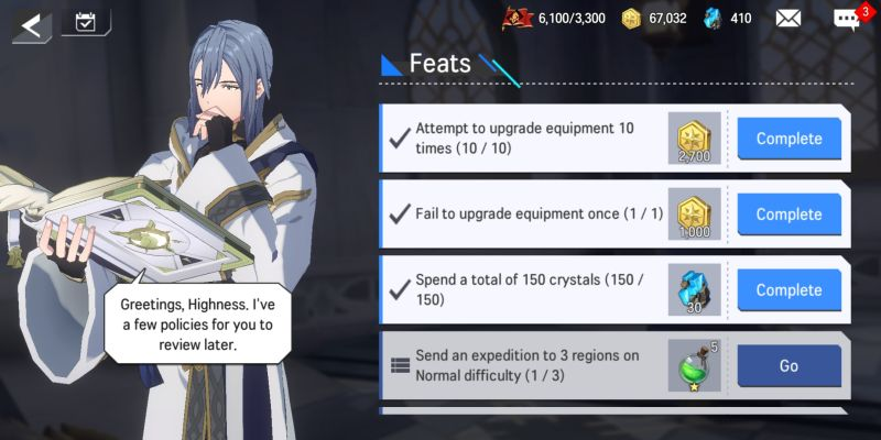 how to earn more rewards in lord of heroes
