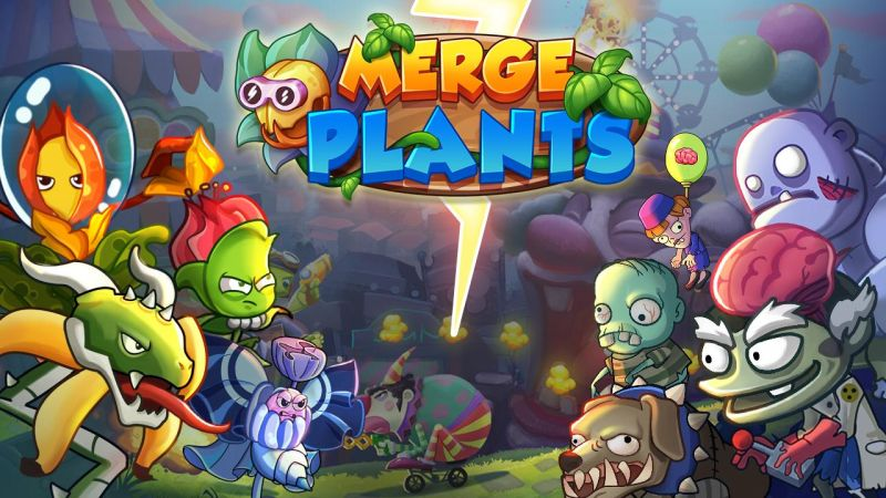 merge plants guide