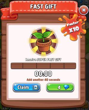merge plants fast gift