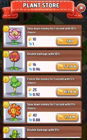 merge plants plant store