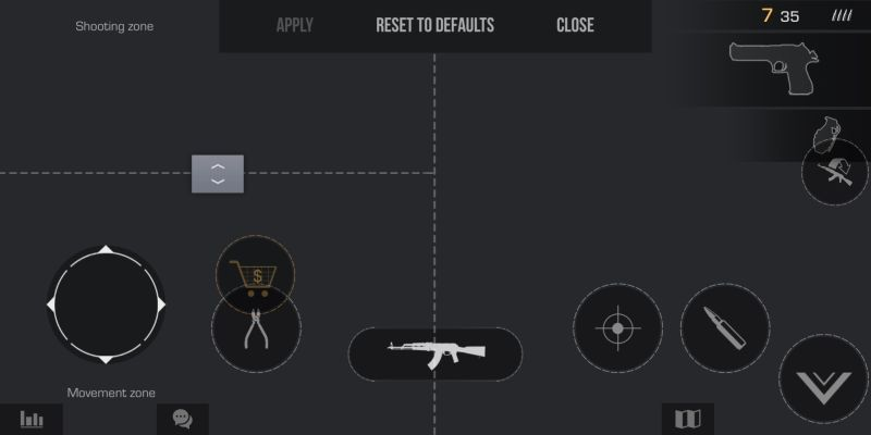 standoff 2 settings