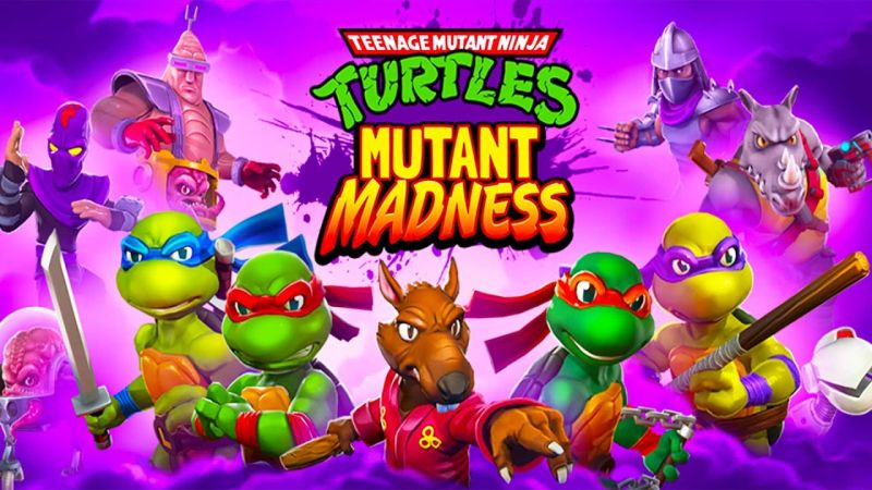 tmnt mutant madness guide