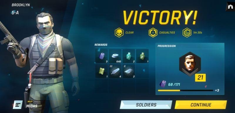 tom clancy's elite squad victory