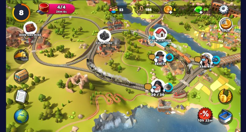 trainstation 2 britain map