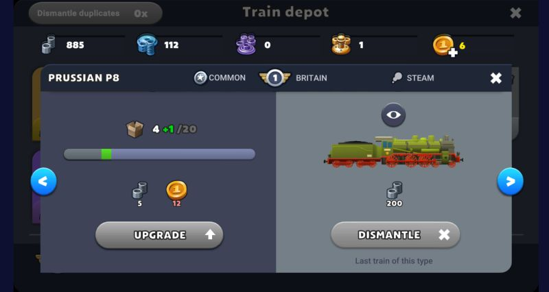 trainstation 2 upgrade
