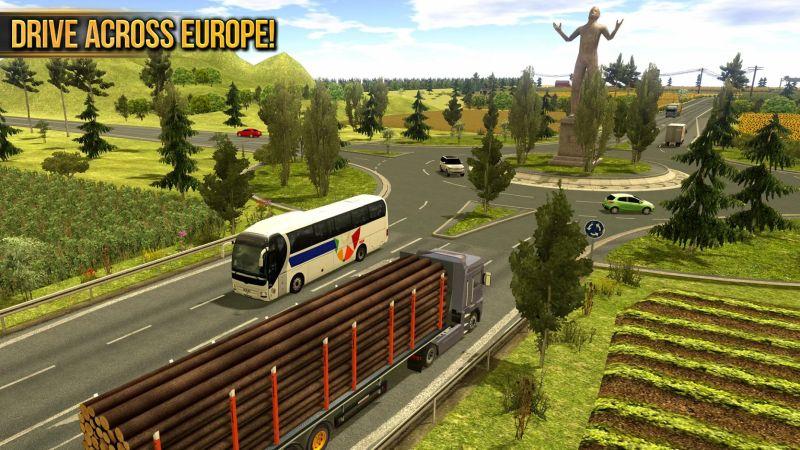 грузовик симулятор 2018 европа стратегии