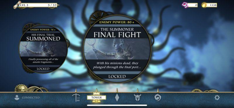 warhammer quest silver tower final fight