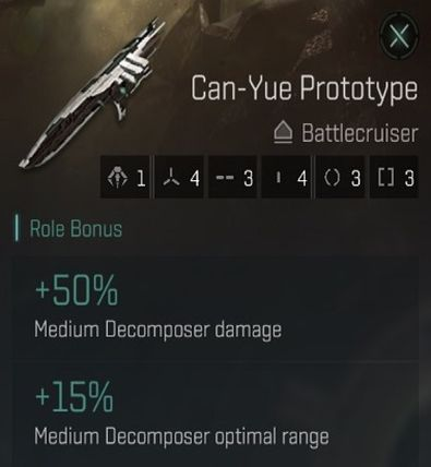 decomposer damage eve echoes