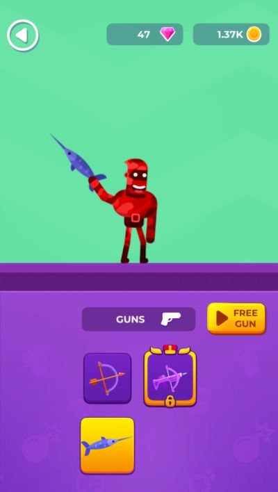 drawmaster guns