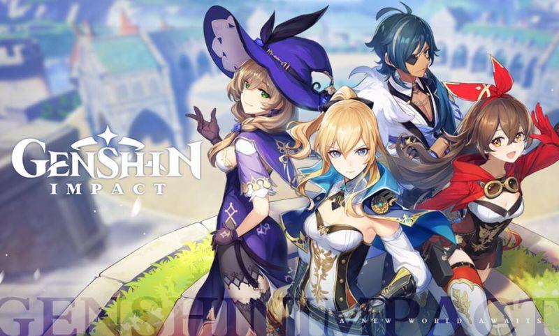 Genshin Impact кооперативный мультиплеер