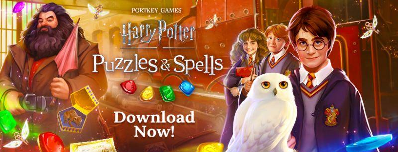 harry potter puzzles & spells strategies
