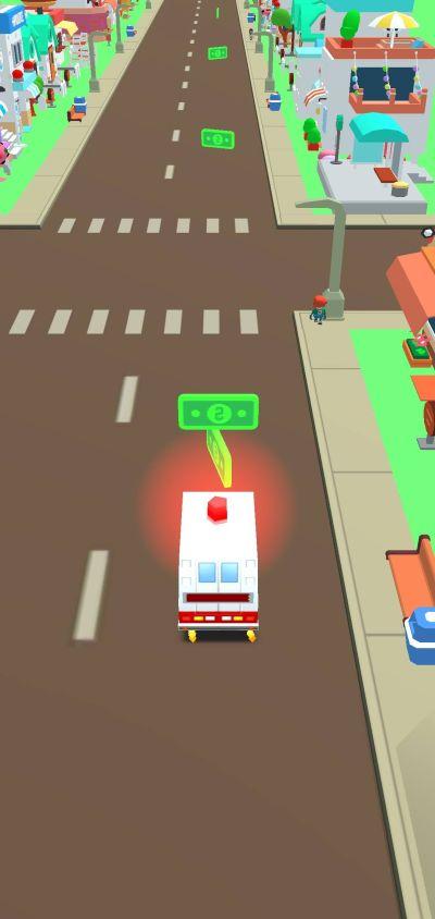 hospital inc ambulance