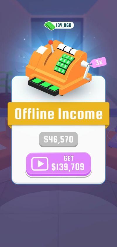 hospital inc offline income