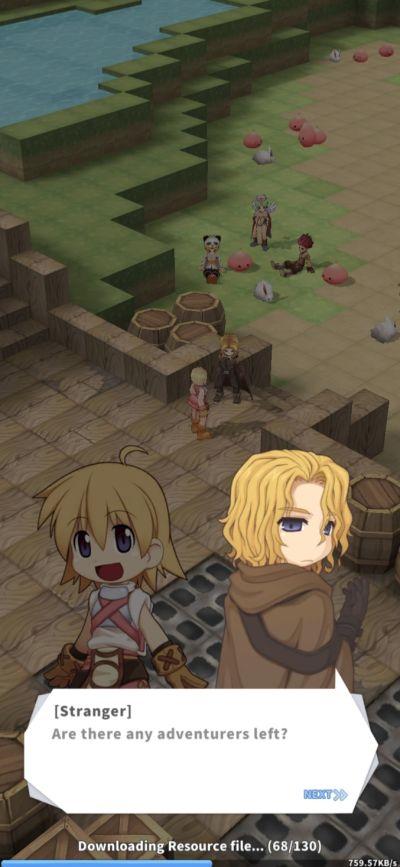 the labyrinth of ragnarok adventurers