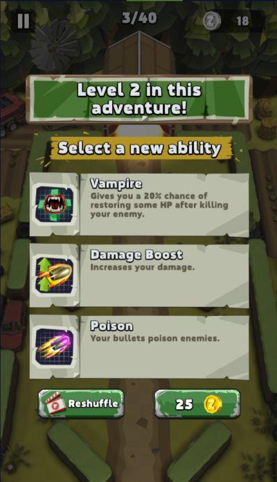 zombero abilities