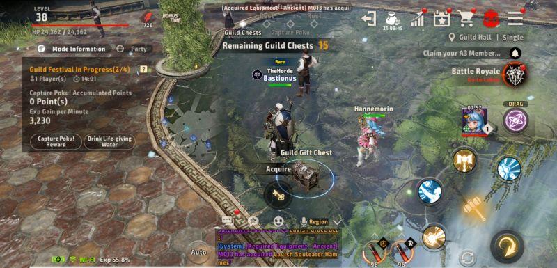guild chest in a3 still alive