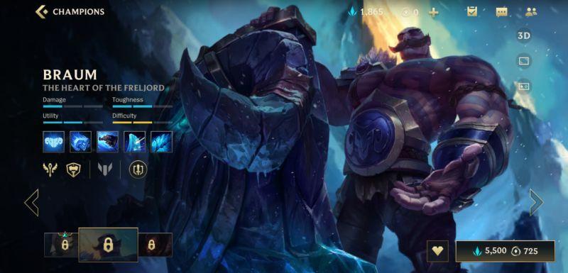 braum build league of legends wild rift
