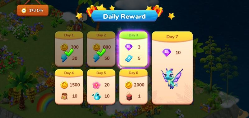 how to earn rewards in dragonscapes adventure