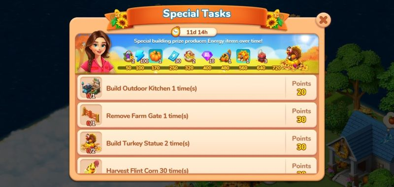 special tasks in dragonscapes adventure