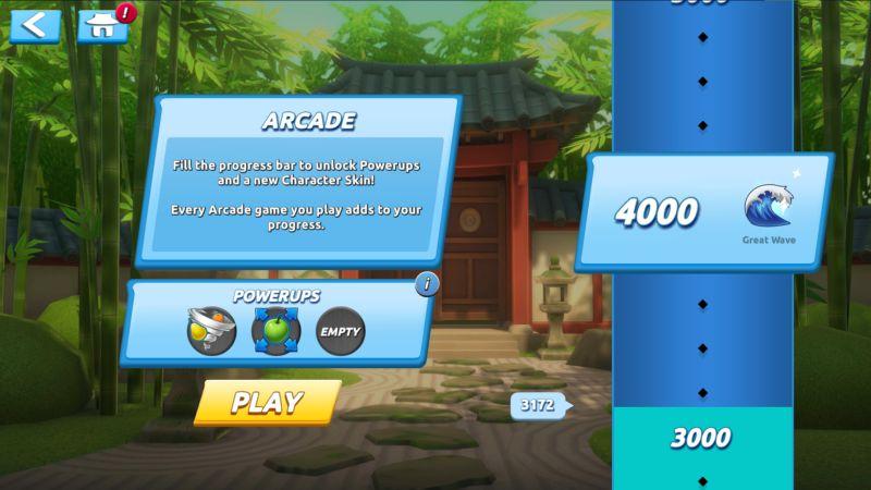 fruit ninja 2 arcade mode