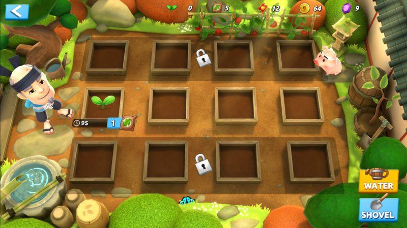 fruit ninja 2 garden
