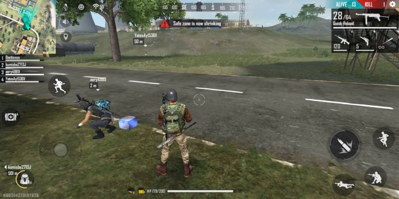 how to make friends in garena free fire booyah day
