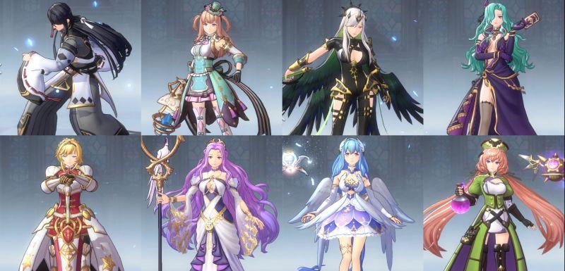 goddess of genesis s earth elemental team