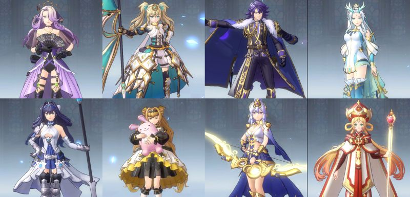 goddess of genesis s light elemental team
