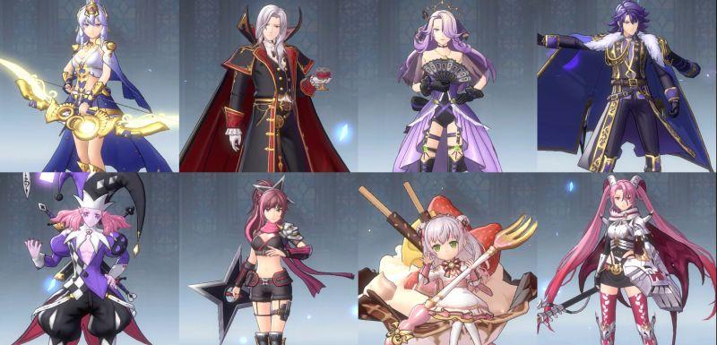 goddess of genesis s shadow elemental team
