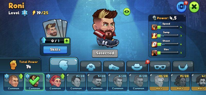 head ball 2 characters