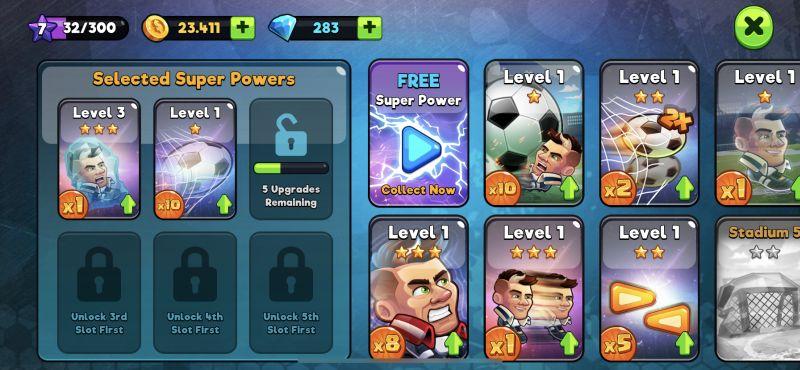 head ball 2 super powers