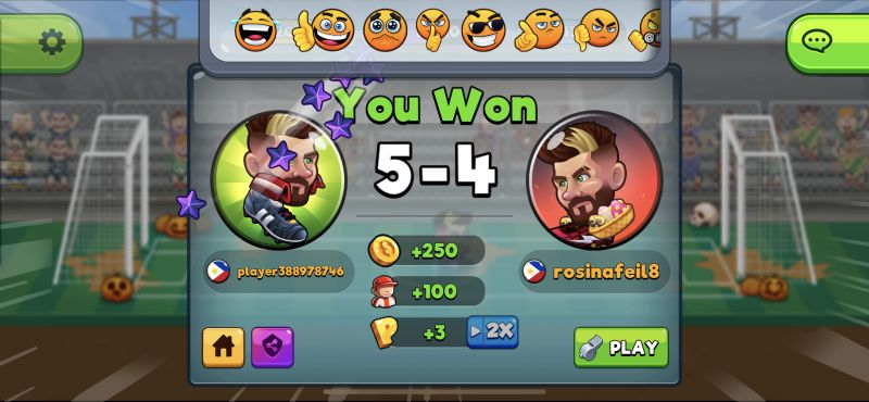 how to win more matches in head ball 2